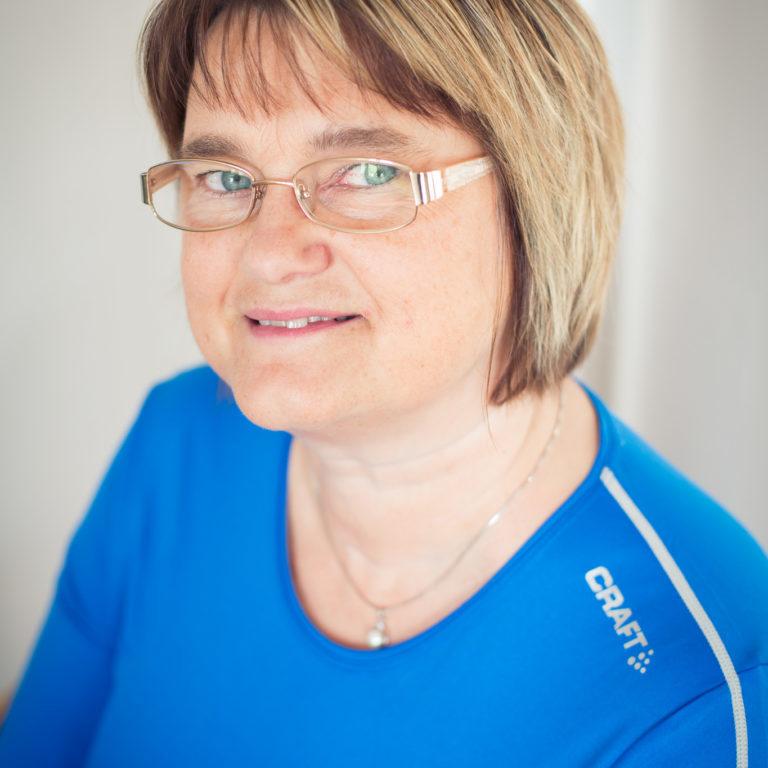 Porträtt av Åsa Bergström